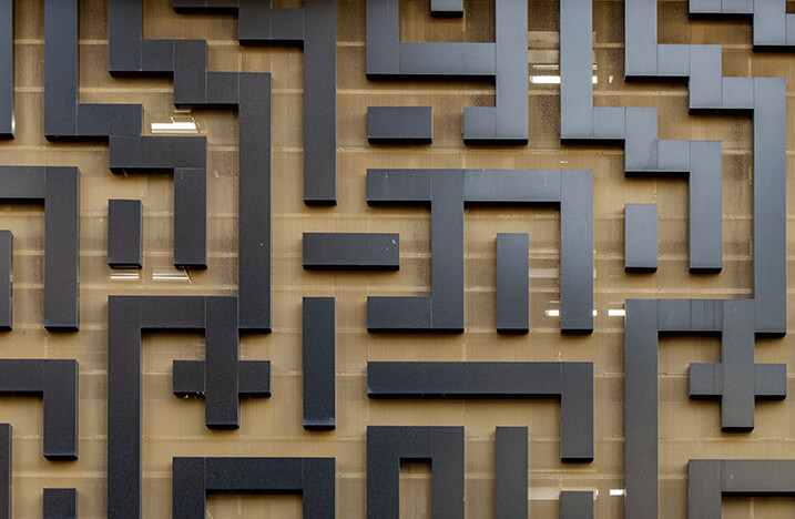 wooden maz
