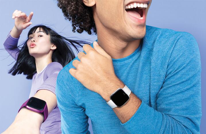 Fitbit Versa Campaign Image Blog Thumbnail